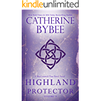 Highland Protector (MacCoinnich Time Travels Book Five)