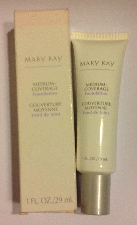 Mary Kay Medium Coverage Foundation - Ivory 204