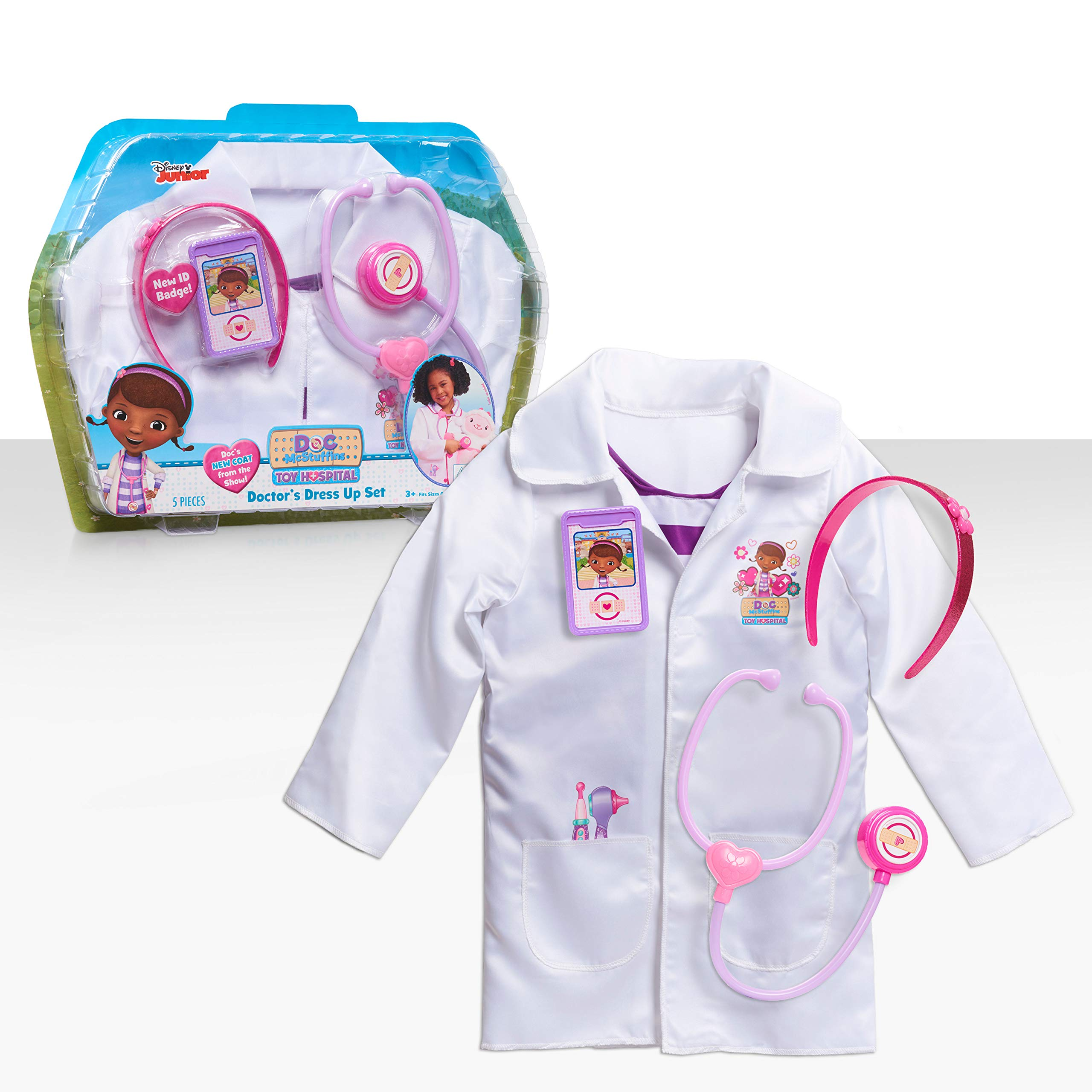 Just Play Doc McStuffins Playset