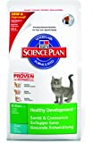 science plan kitten gattini cuccioli healthy development mangime secco gusto tonno kg. 2