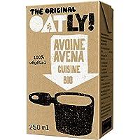 Oatly - Crema líquida con avena ecológica - 250 ml - [pack de 6]