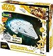Revell 01017 Star Wars Han Solo Advent Calendar Lightning McQuee, Multi Colour