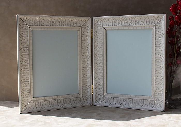 Amazoncom Antique White Ornate Carved Greek Deco Noveau Art Photo
