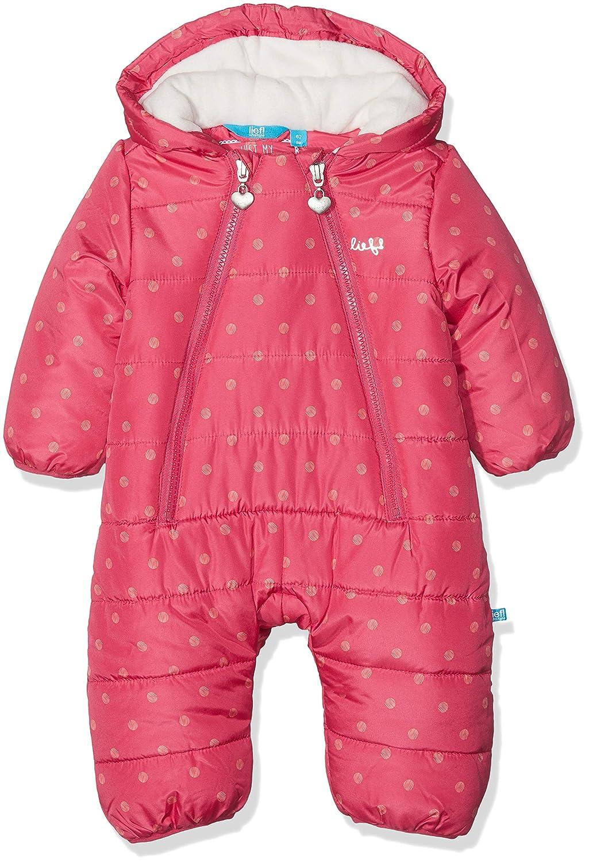 Lief! Baby - Mädchen Schneeanzug M. Kapuze 1840142