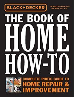 The complete do it yourself manual newly updated editors of black decker the book of home how to the complete photo guide to solutioingenieria Gallery
