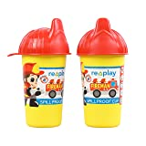 Re-Play Made in USA 2pk Toddler Feeding No Spill