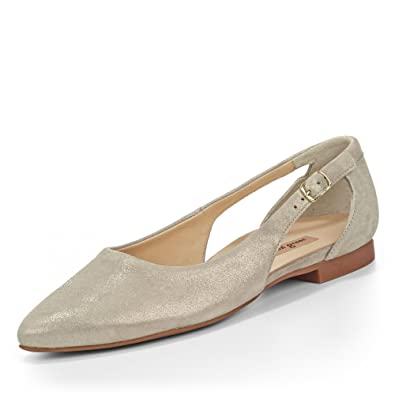 Paul Grün Damen 3254 Ballerinas 3254 Damen 129 Beige 208057  Amazon   Schuhe cbc8b0