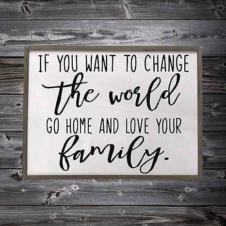 Amazoncom Olga212patrick If You Want To Change The World Go Home