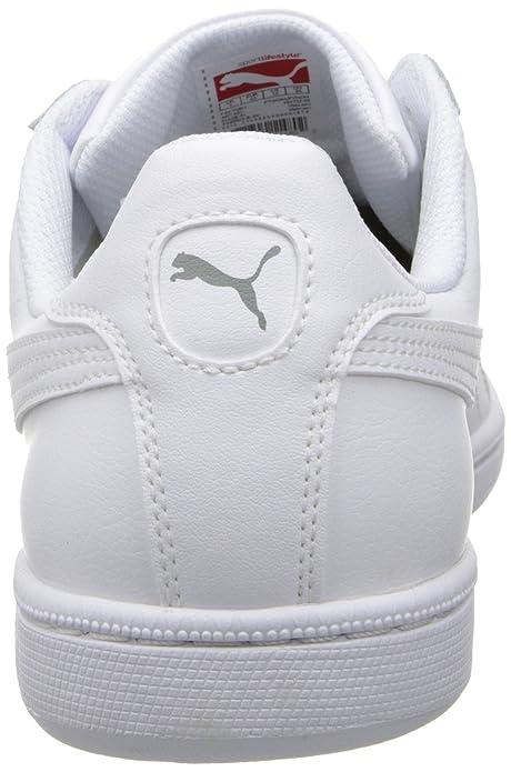 a5d5b9a85a82 Amazon.com  PUMA Men s Smash Leather Classic Sneaker  Puma  Shoes