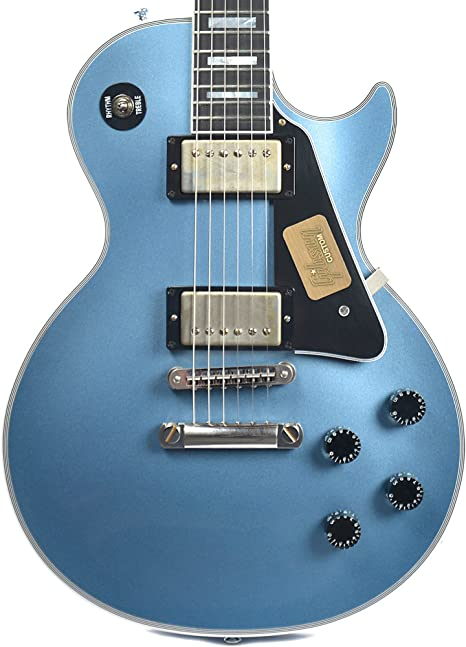 Gibson Custom Shop M2M Les Paul Custom Reissue PB VOS · Guitarra ...