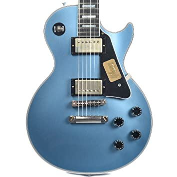 Gibson Custom Shop M2M Les Paul Custom Reissue PB VOS · Guitarra eléctrica