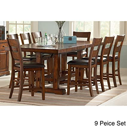 Amazon.com - Greyson Living Denver Counter-Height Dining Set ...