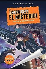 ¡Resuelve el misterio!#2. La actriz desaparecida (Spanish Edition) Kindle Edition