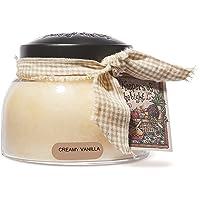 A Cheerful Giver Creamy Vanilla 22 oz. Mama Jar Candle