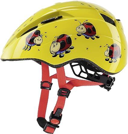 uvex kid 2 cc Radhelm Kinder Fahrradhelm Kleinkinder Helm Schutzhelm S41498201