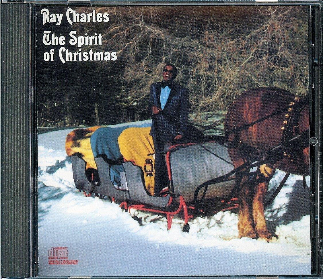 Ray Charles That Spirit Of Christmas.Ray Charles Spirit Of Christmas Amazon Com Music