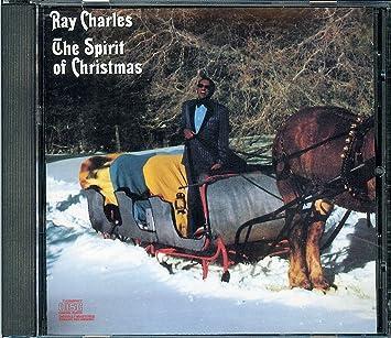Ray Charles Christmas.Ray Charles Spirit Of Christmas Amazon Com Music