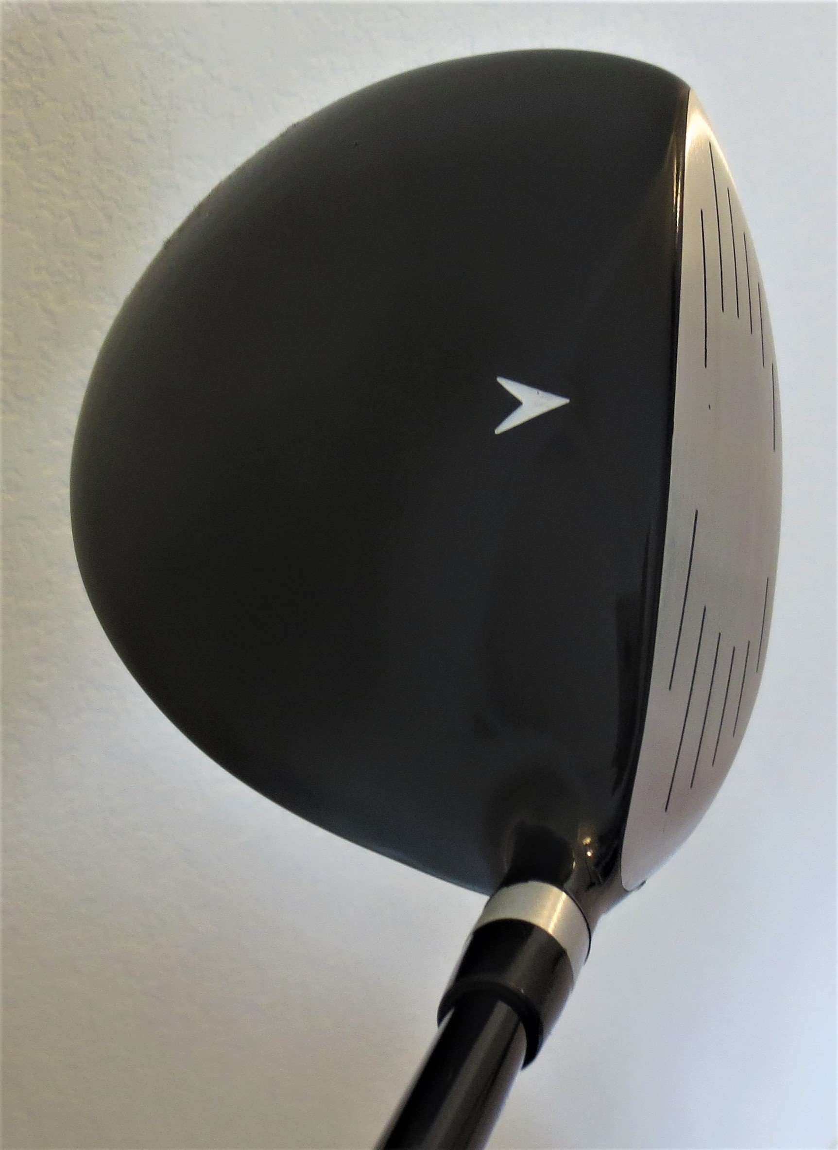Mens Left Handed MDX 460cc Super Long Hitting and Accurate Golf Driver Regular Flex Graphite Golf Club LH Max Distance