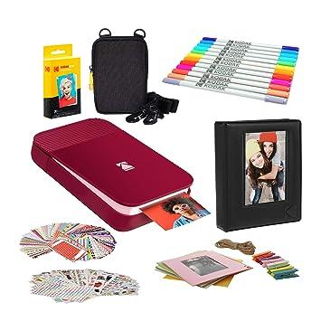 KODAK - Impresora Digital instantánea con Sonrisa: Amazon.es ...