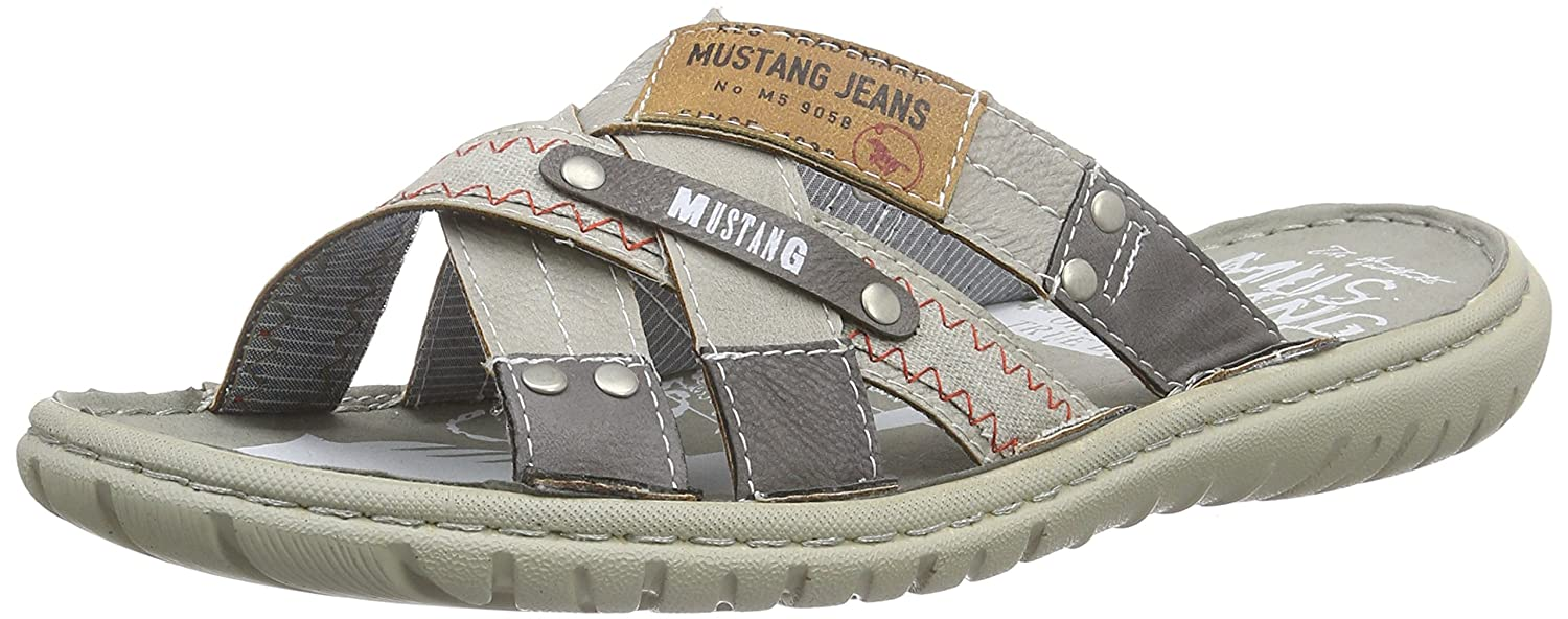 Hommes 4087-704-4 Mules Mustang ISV6Z9wtss