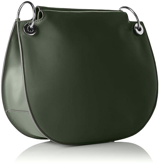 Womens Cordoba 1, Dark Green, Cross Shoul. W17 Cross-Body Bag Bree