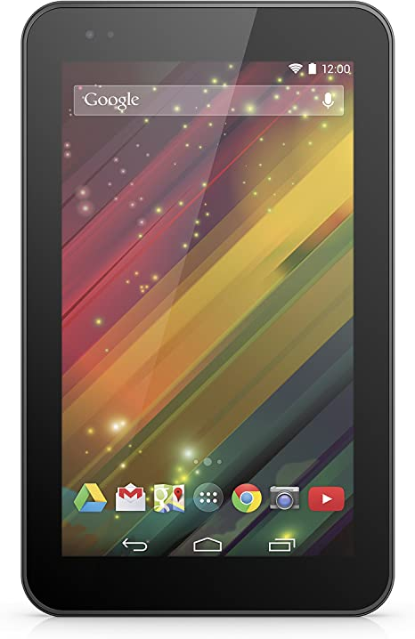 HP 7 Plus G2 - Tablet (1,2 GHz, Intel Atom, Z2520, 1 GB, LPDDR2 ...