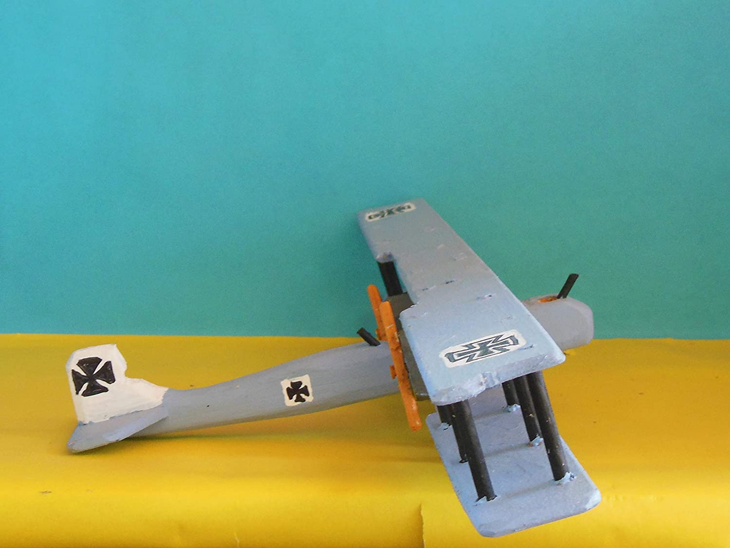 Wooden Toy Gotha G IV Airplane