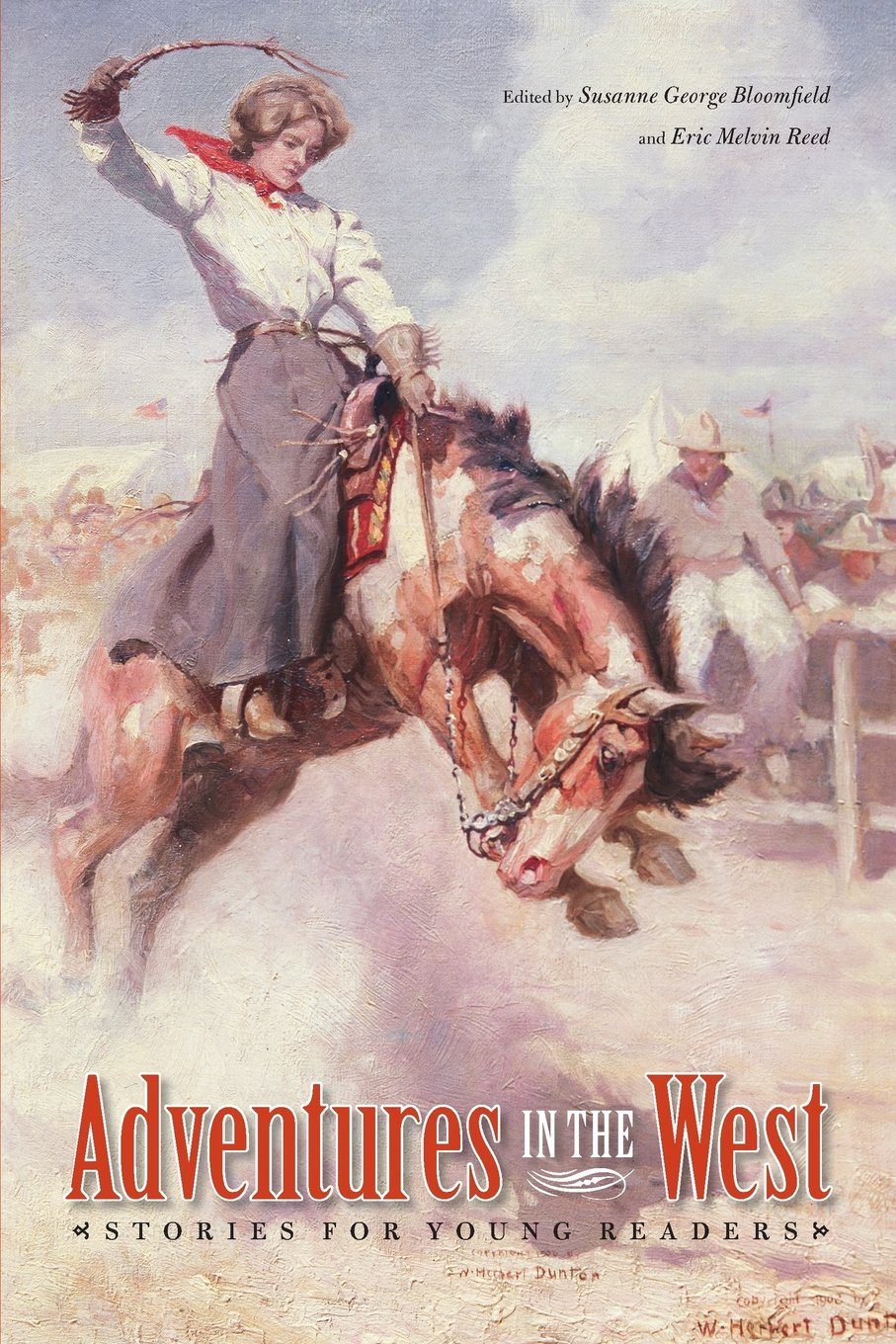 Download Adventures in the West: Stories for Young Readers (Bison Original) pdf