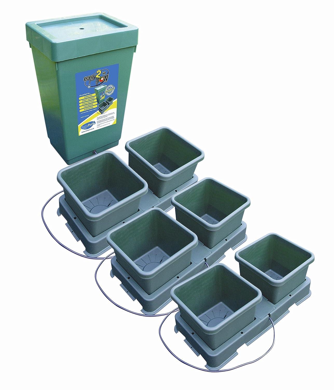 AutoPot easy2grow 6er Kit mit 47 L Tank Automatische Bewässerung