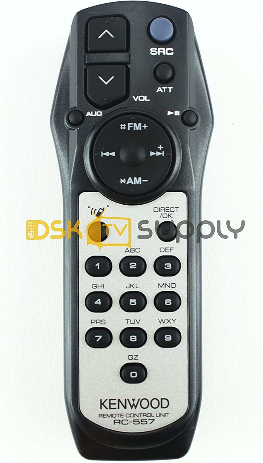 Kenwood RC-557 Remote Control for Kenwood Head Units