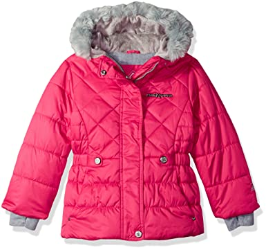 b8be3c37c Amazon.com  ZeroXposur Little Lexy Jvi Girls Puffer Jacket  Clothing