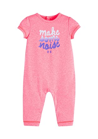 8462b5c245 Under Armour Infant Girl`s Coverall
