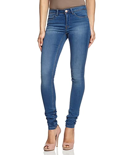 Only - soft ultimate - jean - skinny - femme - Bleu (medium blue denim) - W24/L34