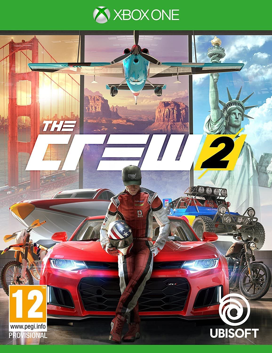 Gold Edition PC Code - Uplay The Crew 2