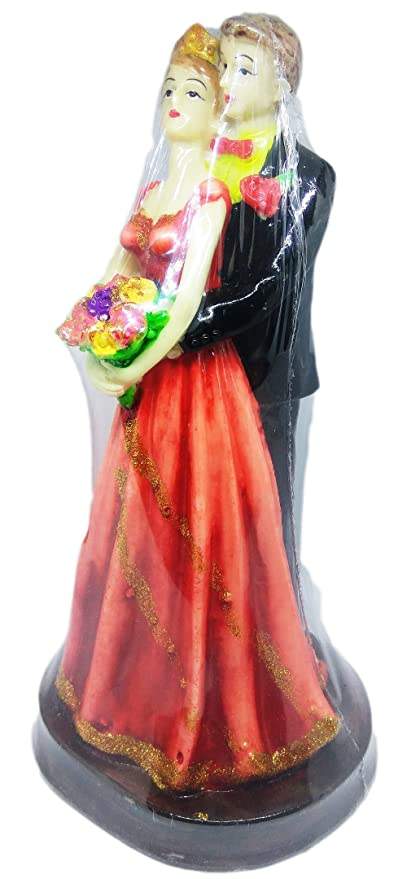 Buy Home Decor Couple Showpiece Gift Item For Wedding Anniversary