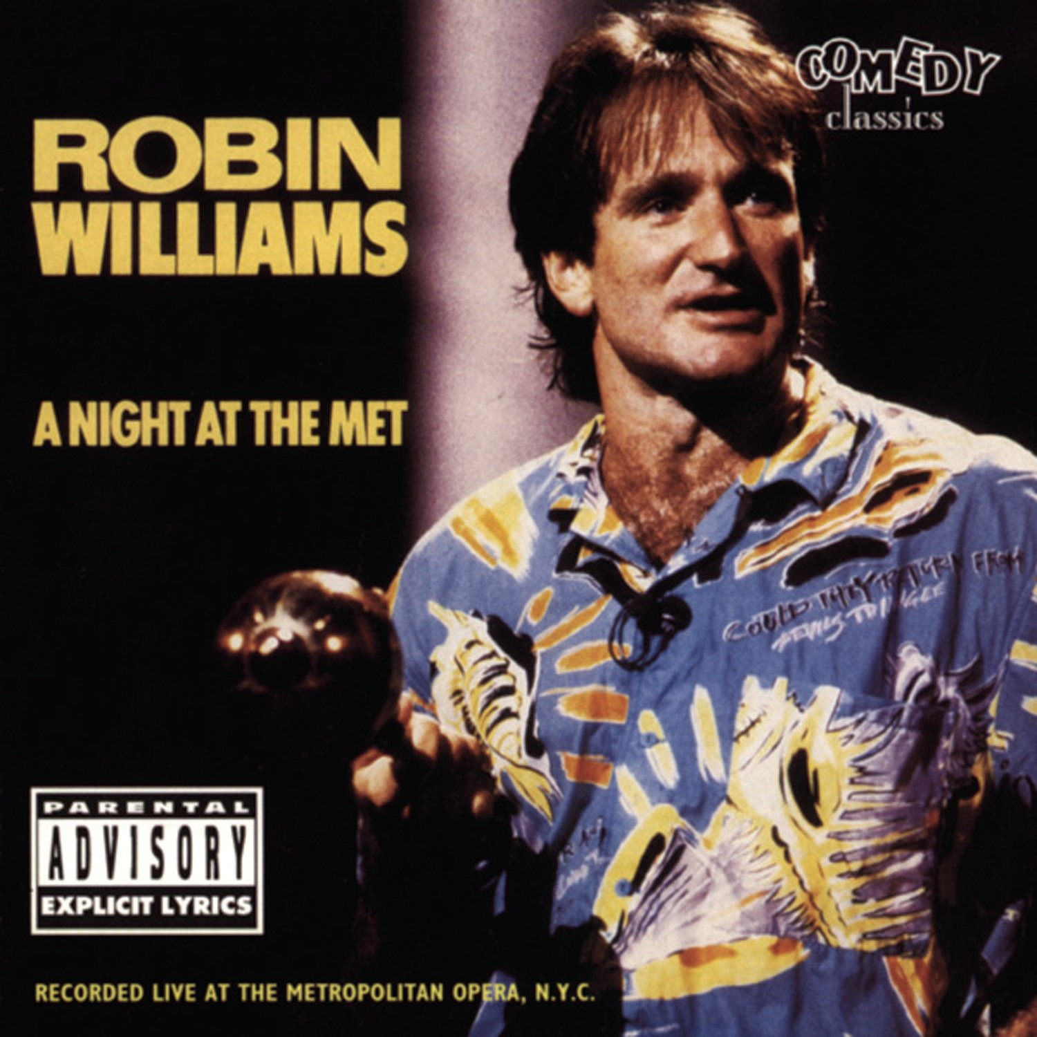 A Night At The Met [EXPLICIT LYRICS] by Sony Music Canada Inc.
