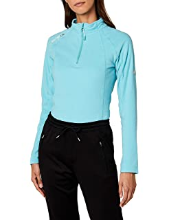 Geographical Norway Talmud Lady Half Zip, Chaleco para Mujer