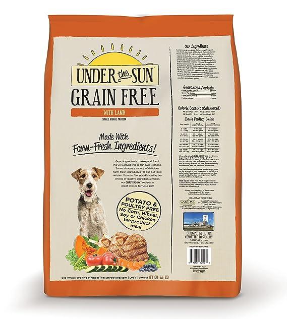 Canidae Dog Food Reviews >> Buy Canidae Under The Sun Grain Free Dog Food Lamb 25lb