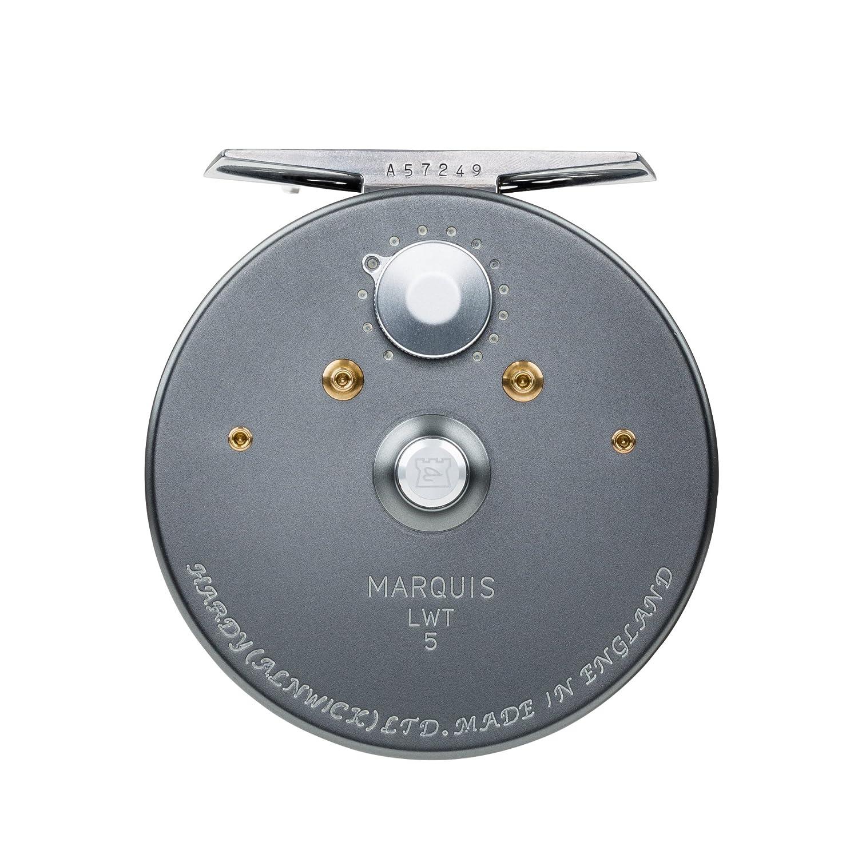 Hardy Marquis LWTリール、カラーガンメタル( hremarg040 )   B01M8Q2G3M