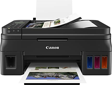Amazon.com: Canon Pixma G4210 Wireless MegaTank All-In-One ...