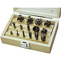 Mannesmann - M54515-15 pieza Juego de fresadoras