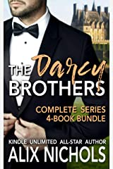 The Darcy Brothers - A Complete Series Box Set: (Humorous Contemporary Romance) Kindle Edition