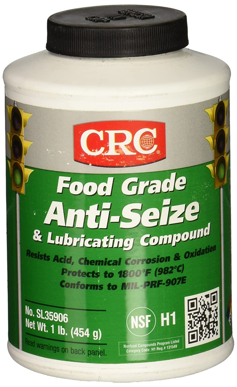 CRC Sta-Lube SL35906 16oz Anti-Seize Food Grade Brush