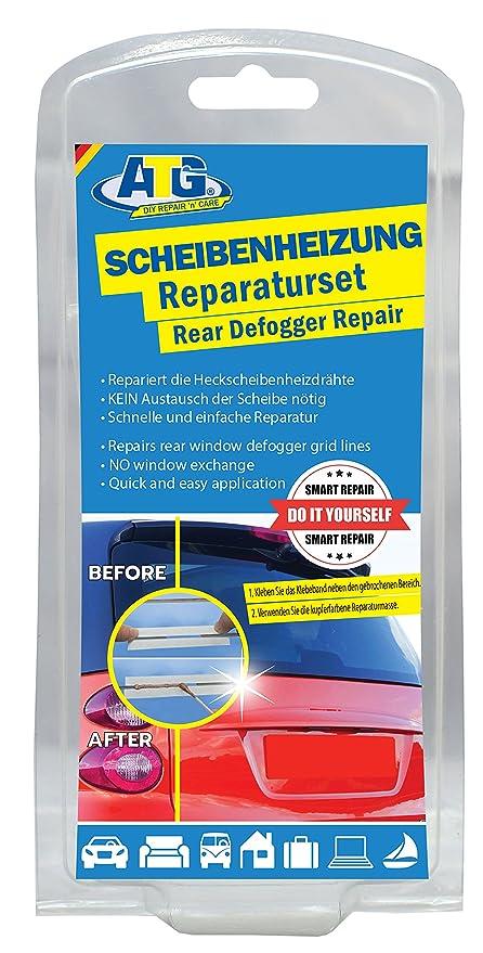 ATG – Juego de reparación de calefacción – para reparar defekter Luna trasera calentadores – DIY