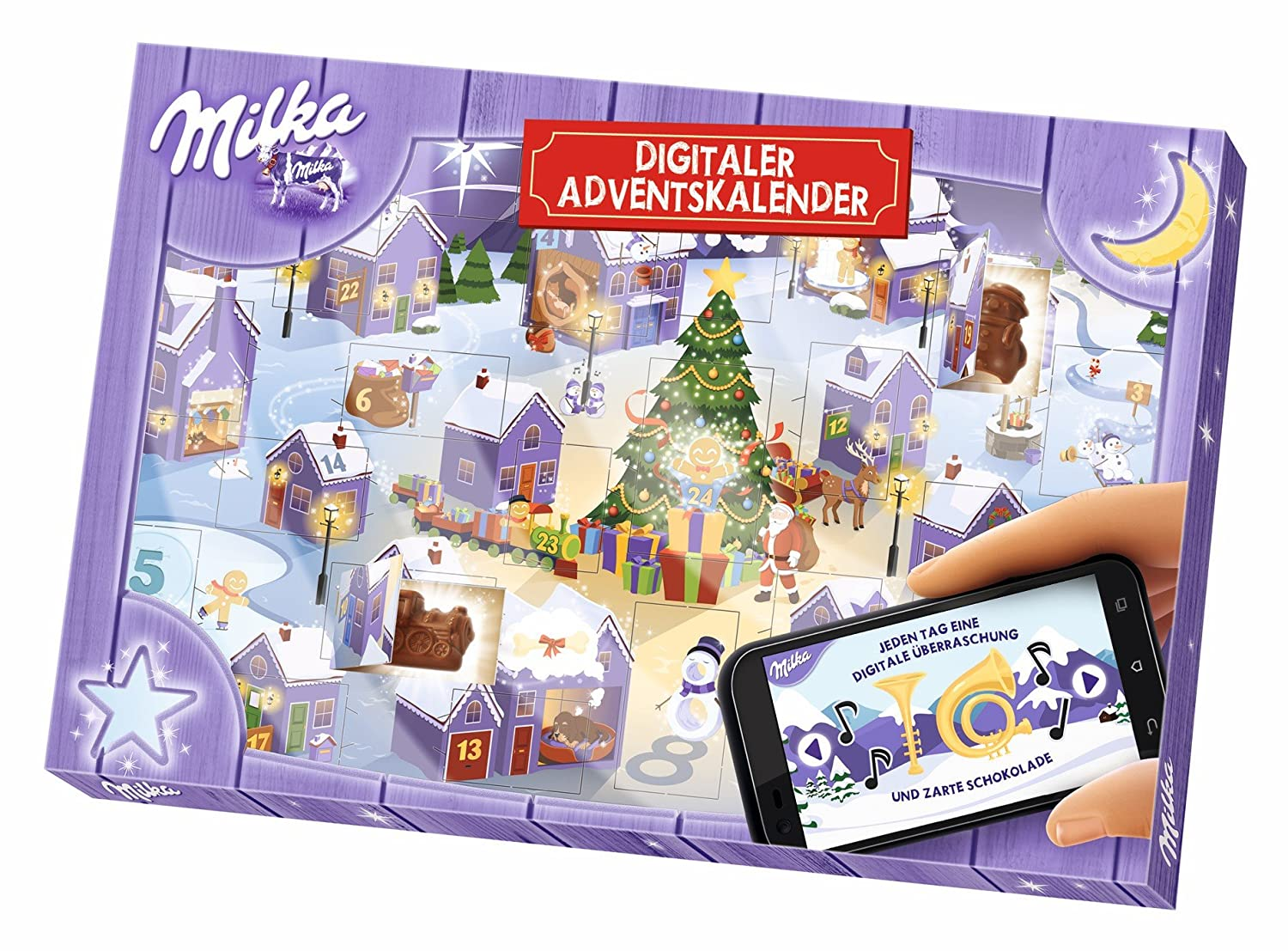 Milka Adventskalender amazon