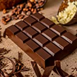 Jus' Trufs Artisanal 99% Dark Chocolate Cooking Bar (420 gm)