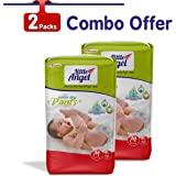 Little Angel Baby Pull Ups, Medium -80 Count (₹ 8.36 / Count)