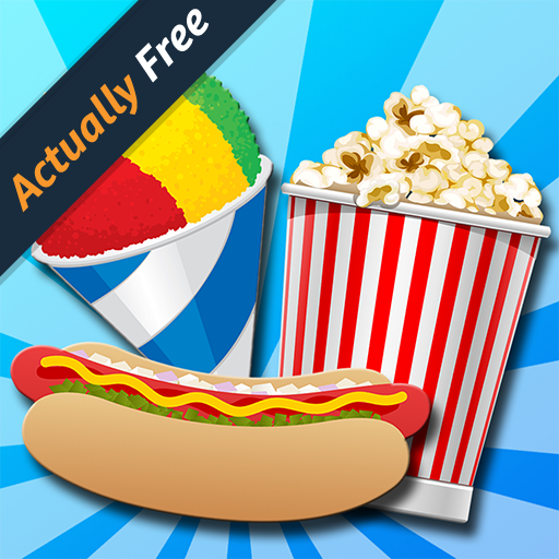 Circus Fair Food Maker Game - Make Food Games and Play Fun Party Games (Actually Free)