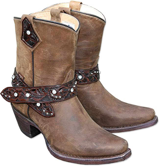 STARS & STRIPES Damen Western Boots »WBL 26«