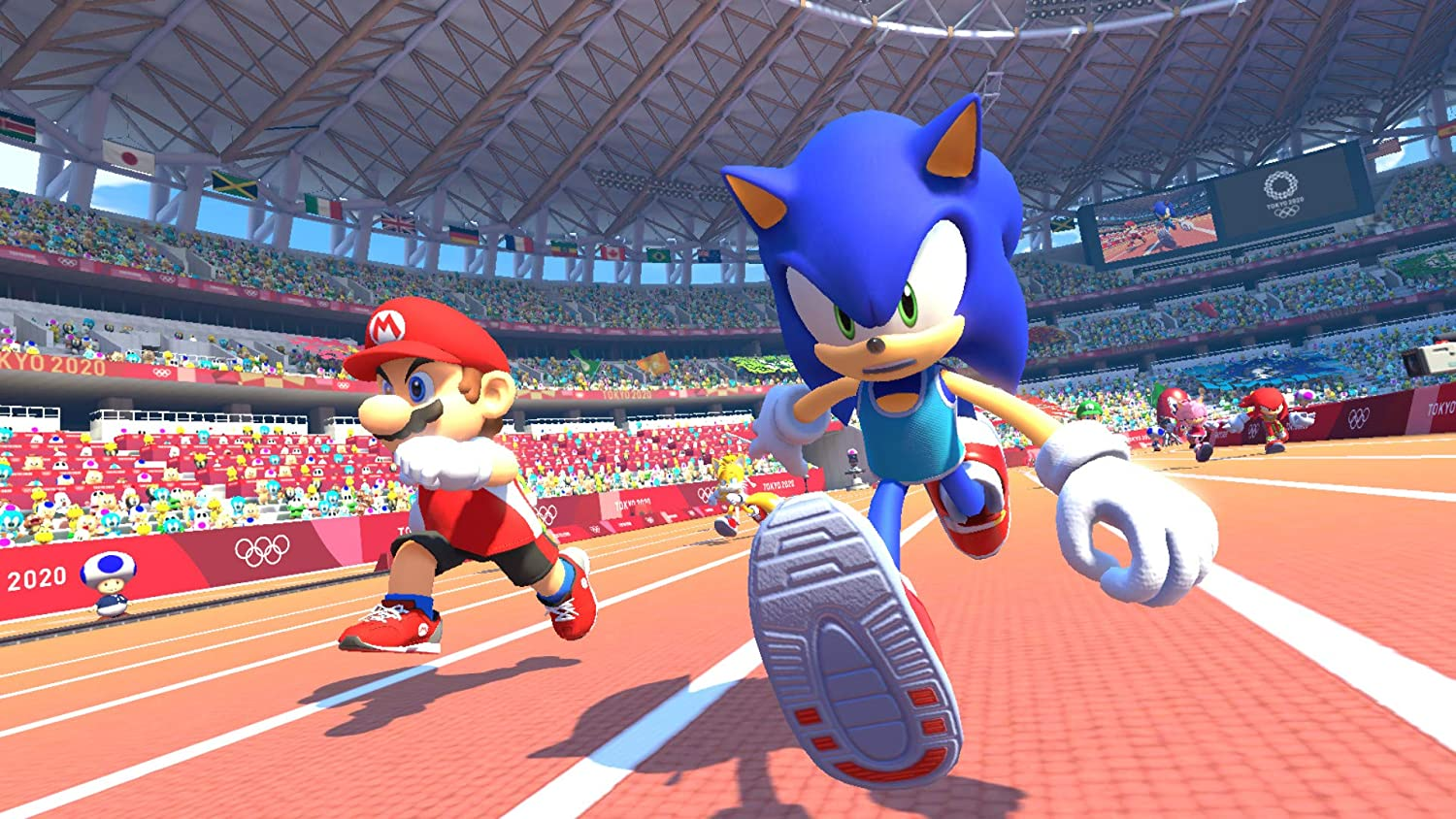 Mario & Sonic at the Olympic Games: Tokyo 2020 for Nintendo Switch USA: Amazon.es: Mario & Sonic: Cine y Series TV